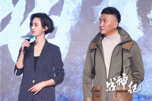 战神纪定档4月28日陈伟霆增肥36斤与林允上演虐恋